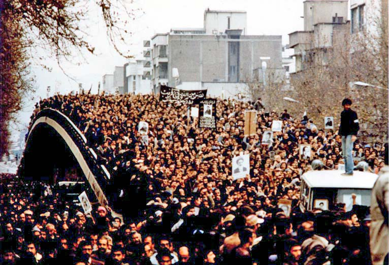 The Three Paradoxes of the Islamic Revolution in Iran