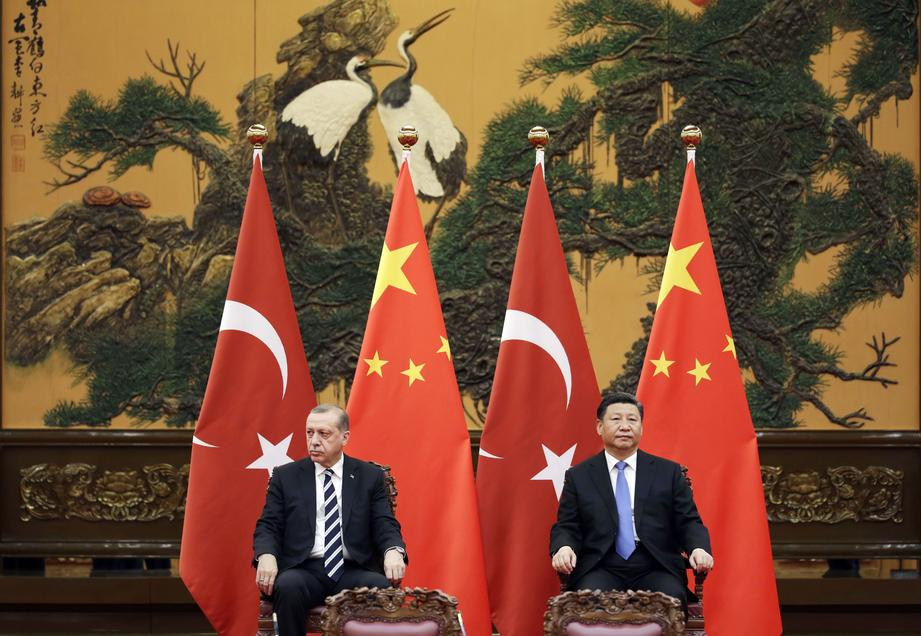 "Turkey-China Relations: From ""Strategic Cooperation"" to ""Strategic Partnership""?"