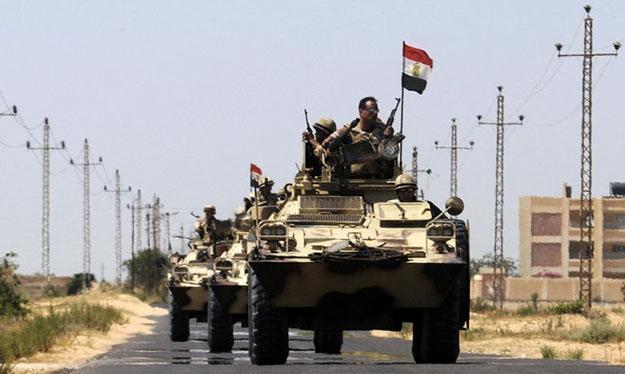 Deeper Militarism in Egypt