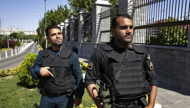 Terror Attacks and Cross-Country Arrests Point to Growing Terrorism Problem in Iran