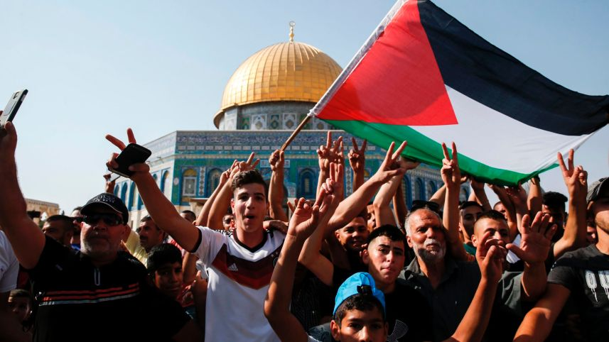 The Palestinians won the 2017 battle for Temple Mount. That's good for Israel