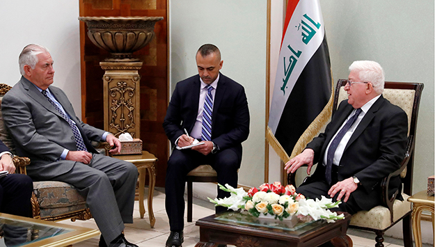 U.S. Needs a Political Strategy for Iraq