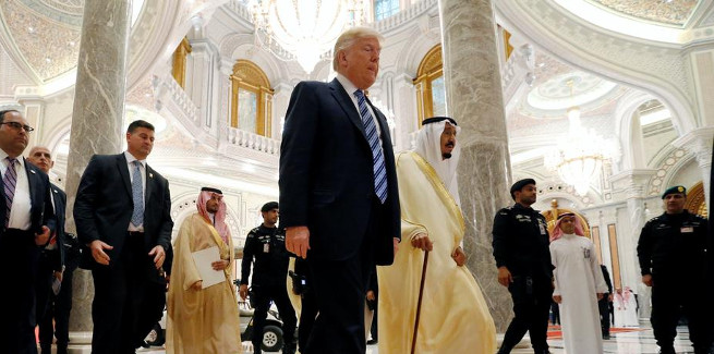 What Does Trump's Visit to Saudi Arabia Mean for Russia?