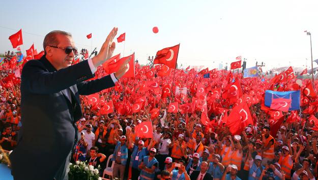 Erdogan's Turn to the Kemalists
