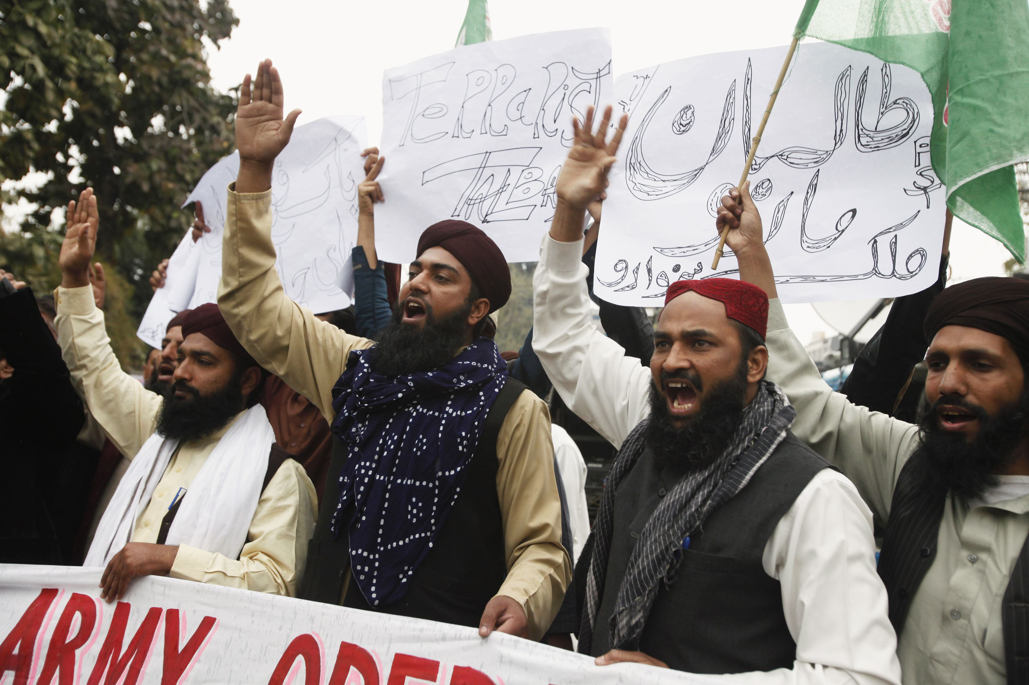 How Protests and the Military are Curbing Pakistan's Democracy