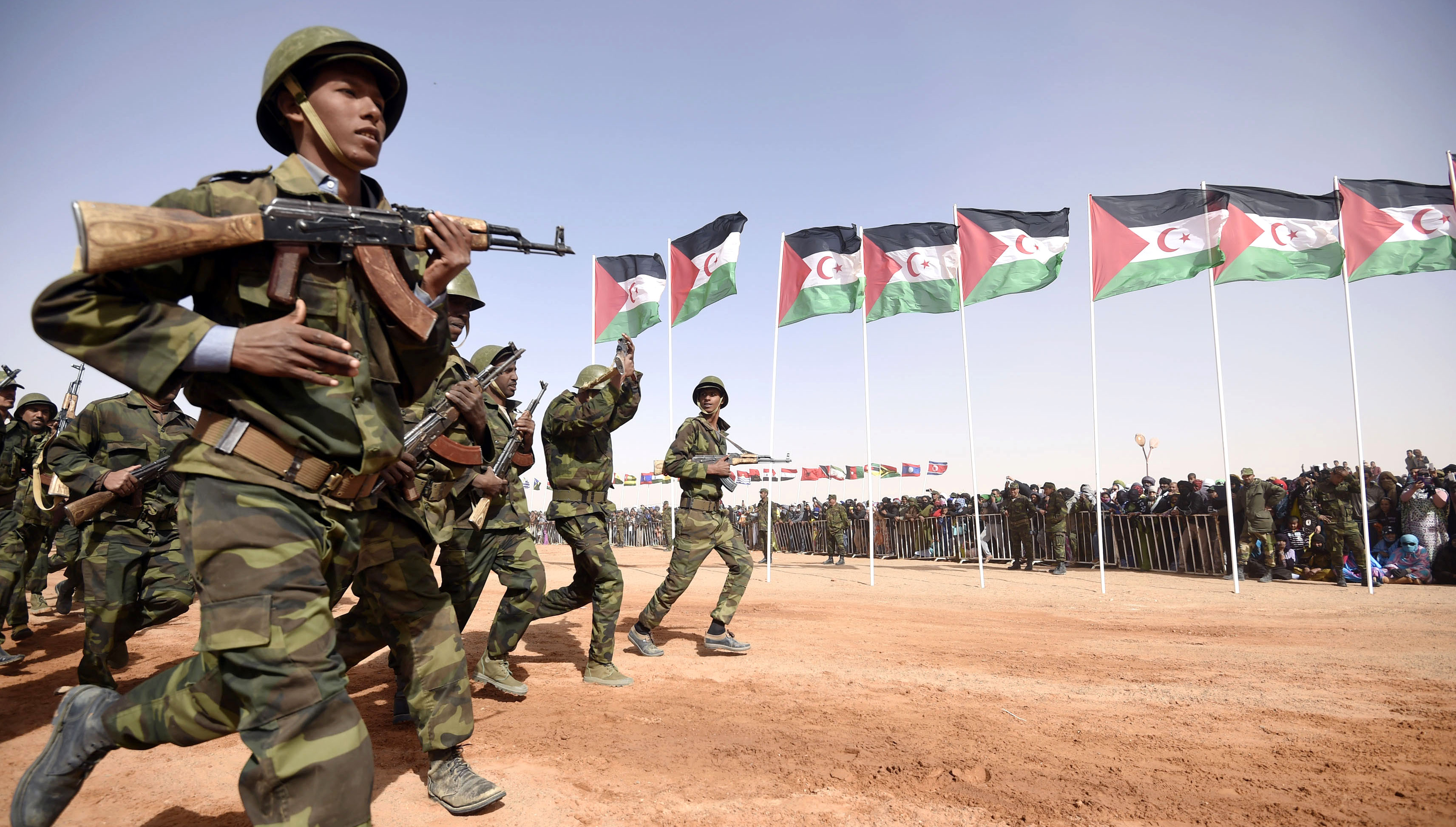 The hollow war drums of the Western Sahara conflict