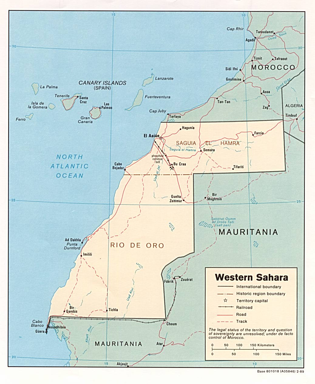 Concluding Remarks on MEI's Western Sahara Series