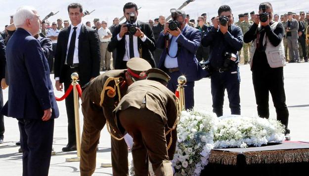 Zarif Visits Tajikistan to Repair Ties