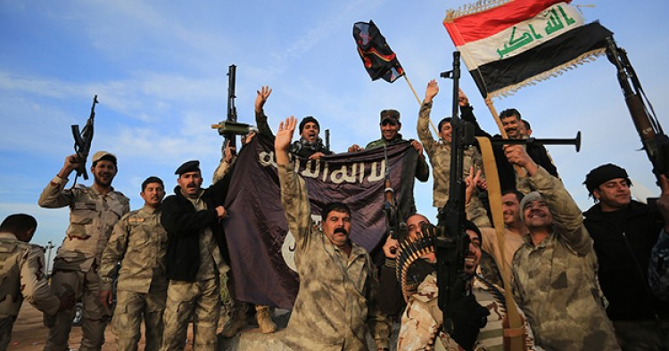 Out of the desert: ISIS's strategy for a long war | Middle East
