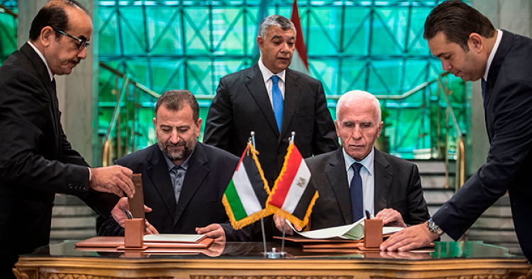 Fatah-Hamas talks in Cairo