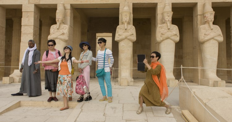 China S Outbound Tourism As A Soft Power Tool In The Middle East Middle East Institute