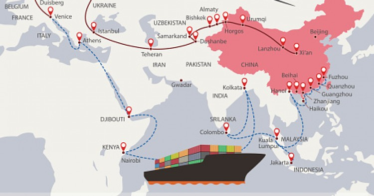 Positioning the Provinces Along China's Maritime Silk Road | Middle East  Institute