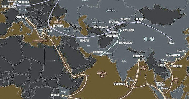 The G.C.C. Countries and China's Belt and Road Initiative (BRI): Curbing  Their Enthusiasm? | Middle East Institute
