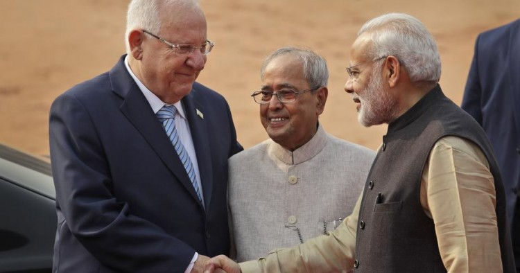 India-Israel at 25: Defense Ties   Middle East Institute