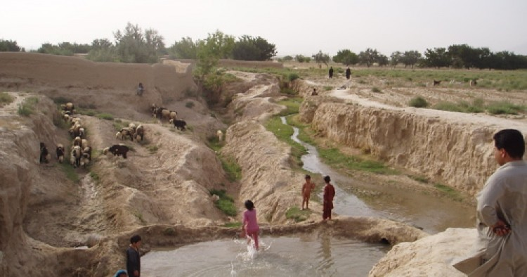 the necessity of karez water systems in balochistan  middle east  the necessity of karez water systems in balochistan