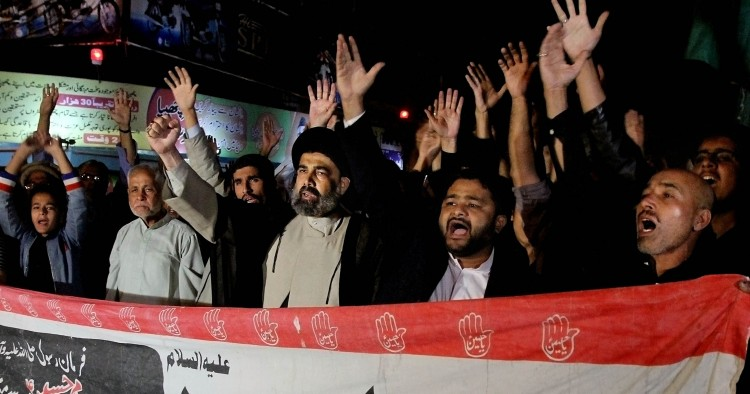 The Saudi-Iran Factor in Pakistan's Sunni-Shia Conflict