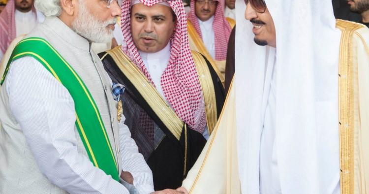 India-Saudi Arabia Relations: New Bilateral Dynamics | Middle East