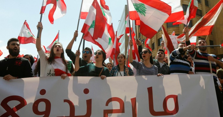 The Political Or Social Economy Of Sectarianism In Lebanon
