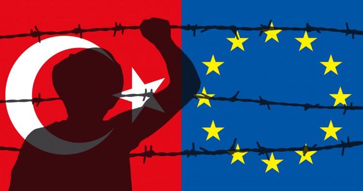 Rezultati i imazhit për turkish refugee crisis