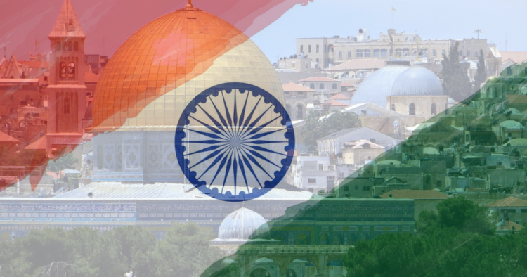 Explaining Indias Position On Jerusalem And The Israelipalestinian  Indias Interests And Capabilities Extend Well Beyond The Subcontinent  This Essay Is Part Of A Series Exploring The Geopolitical Dimensions  Economic Ties