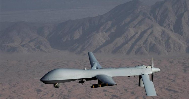Norms Needed to Regulate Use of Armed Drones   Middle East Institute