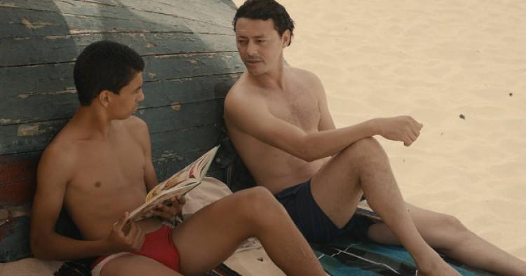 Gay arab fiction
