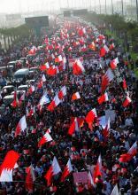 Wikimedia user Bahraini Activist