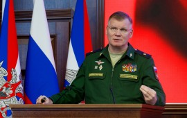 Russian briefing on Idlib