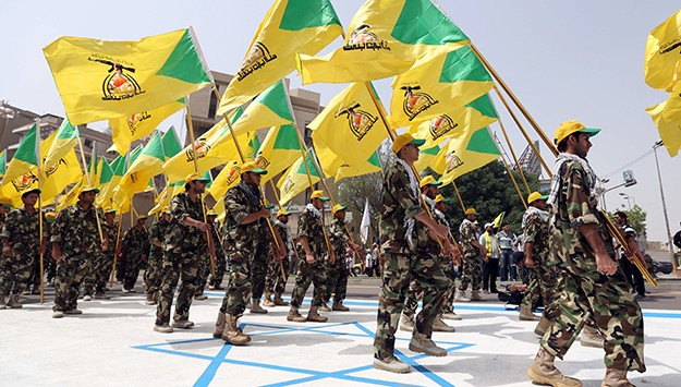 Iraq's Fifth Column: Iran's Proxy Network