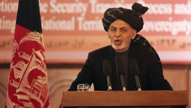 The Afghan Unity Government's First 100 Days