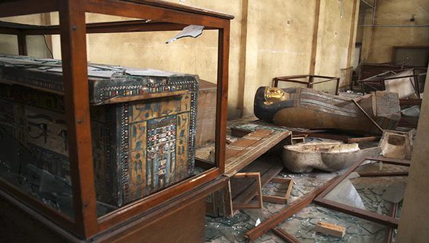 Countries Sign Declaration to Prevent Antiquities Looting