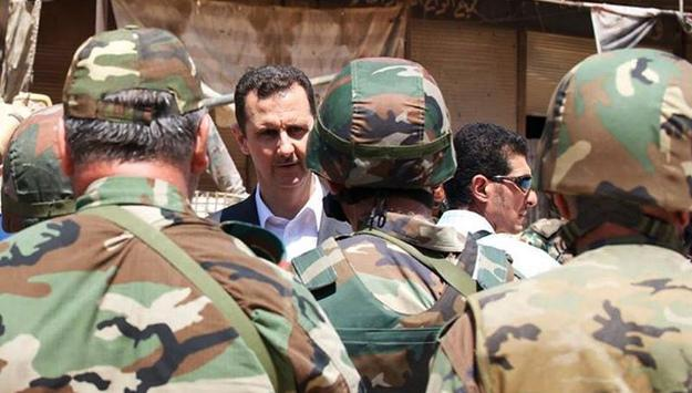 End Game Against ISIS will Require Departure of Assad