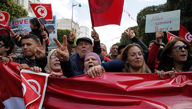 Tunisia in the Midst of the Islamist Civil War