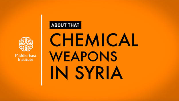 Video: Chemical weapons in Syria