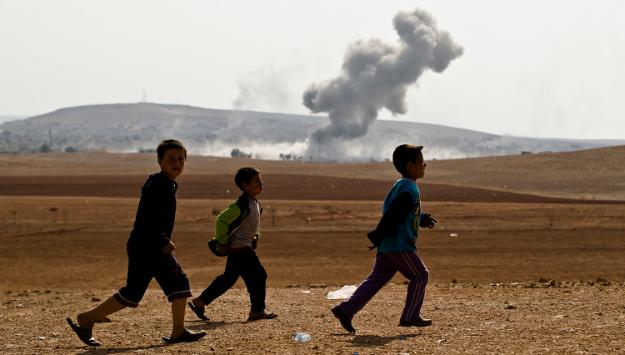 Kobani Could Be Opportunity for Turkey, Kurds, and U.S.
