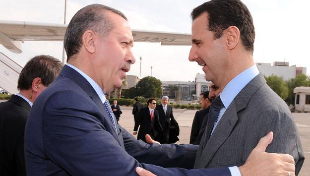 Erdogan Changes His Tune on Assad