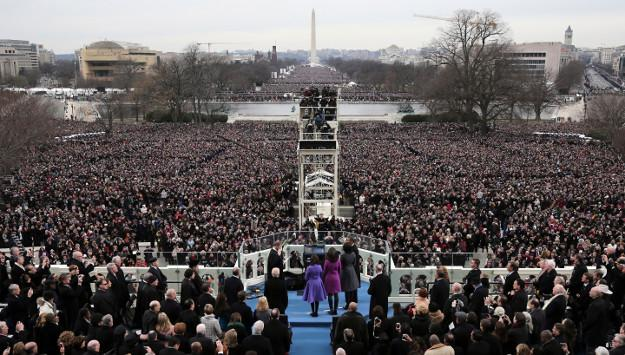Five Inauguration Days: The U.S. and the Middle East