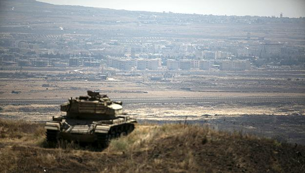 Israel on the Outer in Syria's Civil War