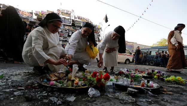 Iraqis Defy Sectarianism through Urban Planning, Art
