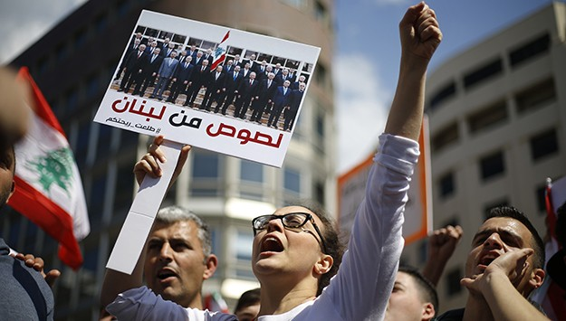Lebanon's Emerging Protest Movement