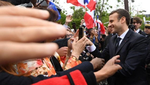 Macron's Presidency and the Middle East