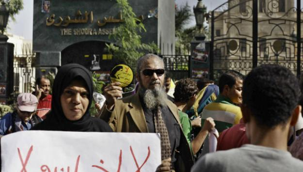 Secular Parties in Egypt's Political Landscape