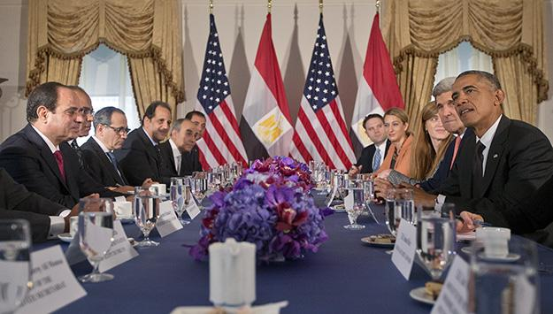 Rebuilding the U.S.-Egyptian Strategic Relationship