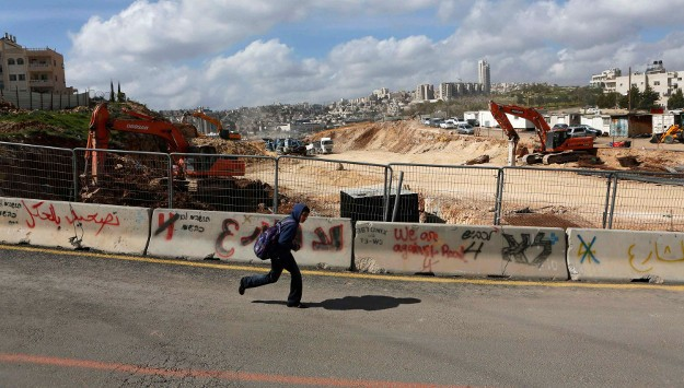 Israeli Road Plan Paves Over Hopes for Palestinian State