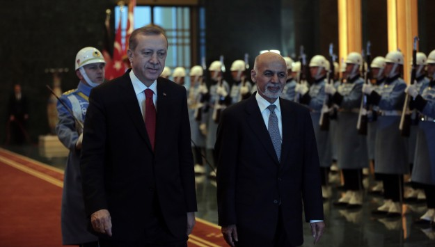 Turkey Sees Expanding Role in Afghanistan
