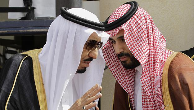 Saudi Arabia's Succession Shakeup