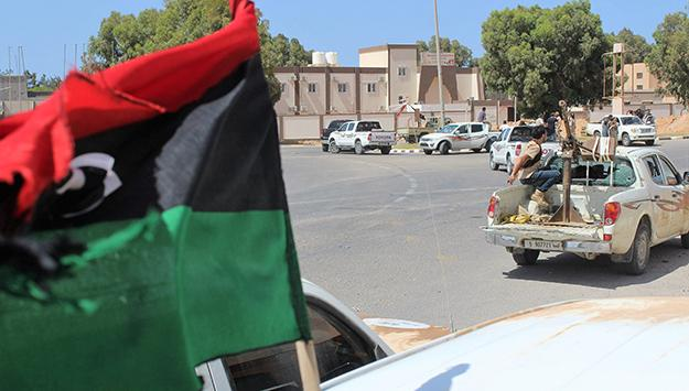 Libya Security Still Fragile Despite Gains