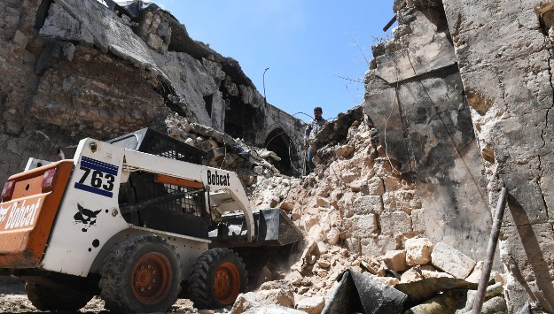 Assad regime will reconstruct Syria with or without US aid