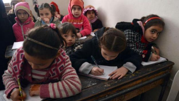 The Education of Syrian Refugee Children