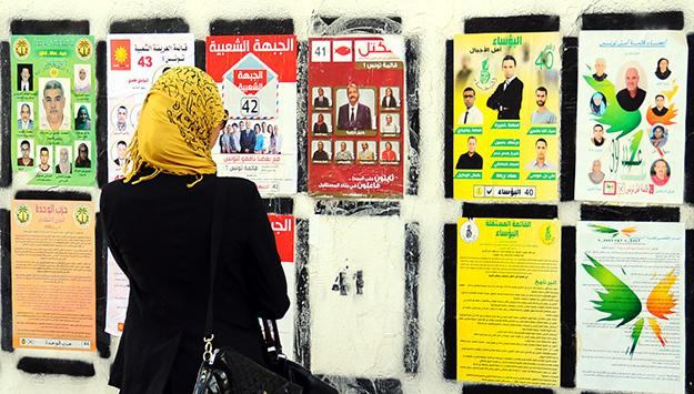 The Tunisian Elections: Toward an Arab Democratic Transition